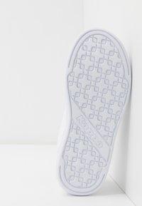 Kappa - MARABU II - Scarpe da fitness - white/red - 5