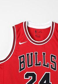 Nike Performance - NBA CHICAGO BULLS SWINGMAN ICON - Funktionsshirt - red - 5
