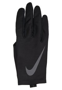 Nike Performance - PRO WARM MENS LINEAR GLOVES - Hansker - black/dark grey - 3