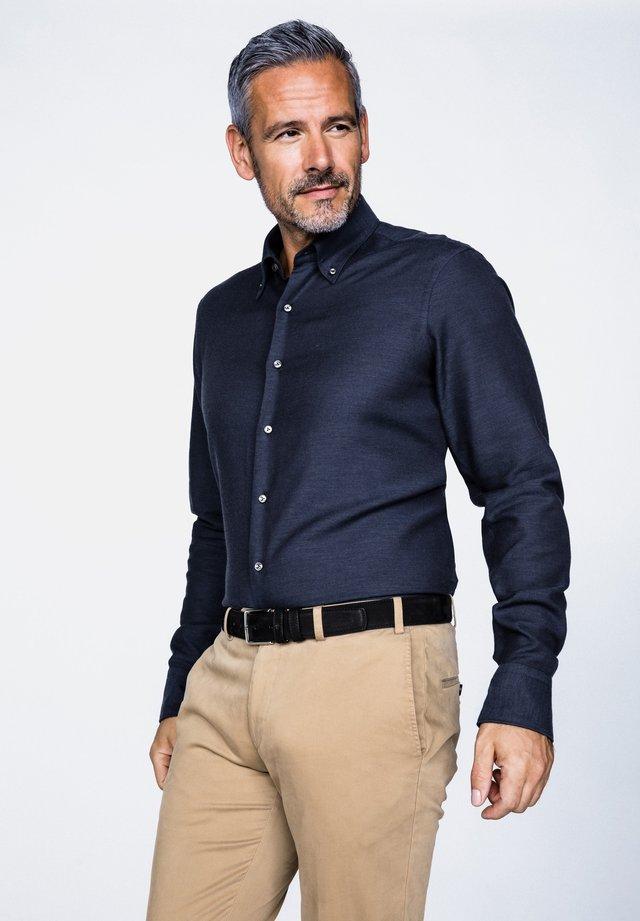 MALIN-LTF  FL - Shirt - navy