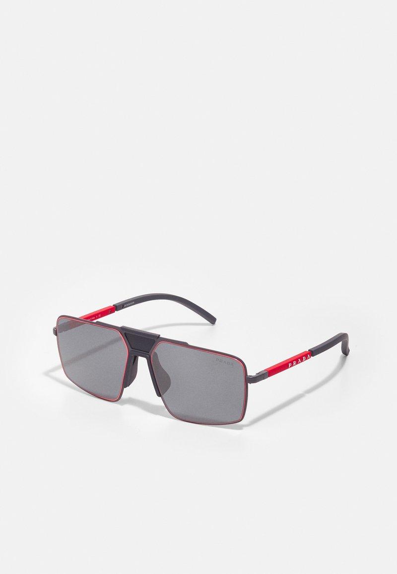 Prada Linea Rossa - Sunglasses - matte grey