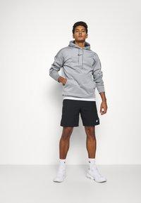 Nike Performance - Felpa con cappuccio - particle grey/black - 1