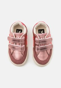 Veja - SMALL V-12  - Sneakers laag - nacre rose/fluo - 3