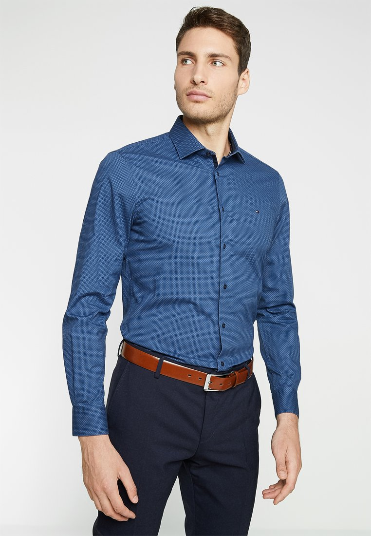 Tommy Hilfiger Tailored - CLASSIC SLIM FIT - Shirt - blue