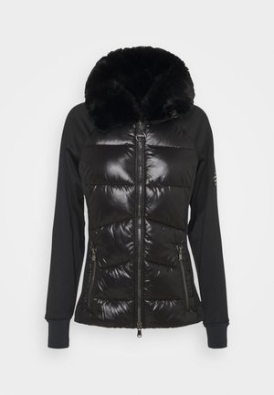 TITANIUM - Summer jacket - black