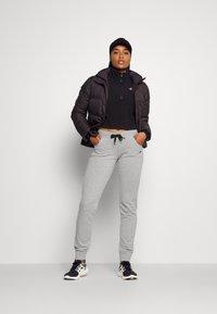 CMP - WOMAN LONG PANT - Verryttelyhousut - grigio melange - 1