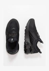 Nike Sportswear - AIR MAX 270 EXTREME - Scarpe senza lacci - black - 1