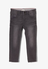 s.Oliver - Jeans Skinny Fit - grey - 1