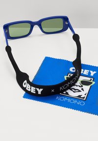 Obey Clothing - MADOX - Zonnebril - marine blue - 2