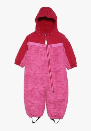 DOLPA MINI PADDED COVERALL - Snowsuit - raspberry