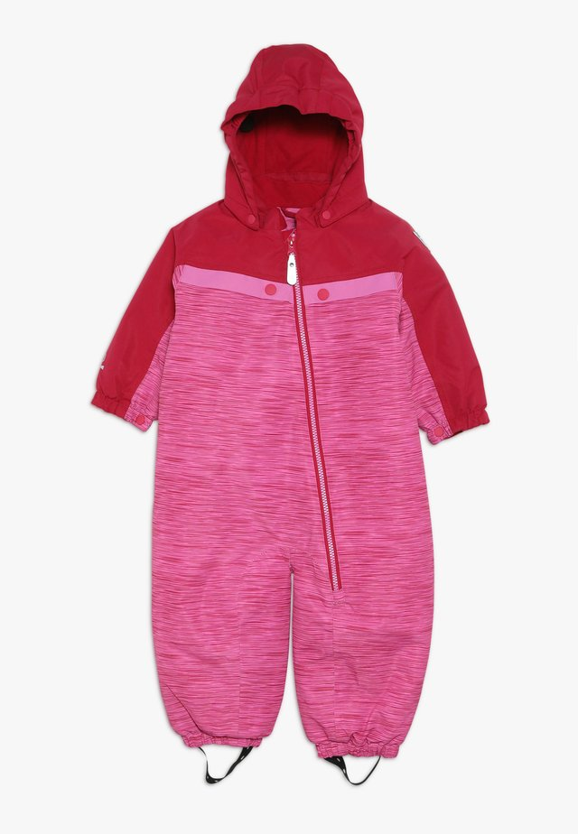 DOLPA MINI PADDED COVERALL - Snowsuit - raspberry