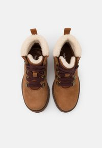 Timberland - COURMA KID UNISEX - Lace-up ankle boots - rust - 3