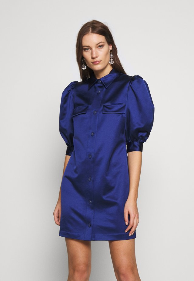 TACCA DRESS - Shirt dress - estate blue
