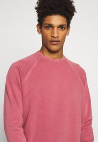 YMC You Must Create - SCHRANK RAGLAN - Sweatshirt - pink