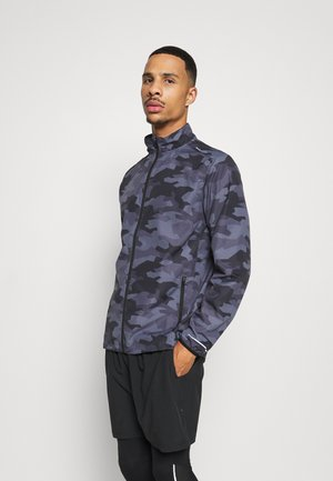 CUNER PRINTED JACKET - Sports jacket - black