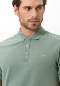 BRAX - STYLE PETE - Polo shirt - avocado - 4