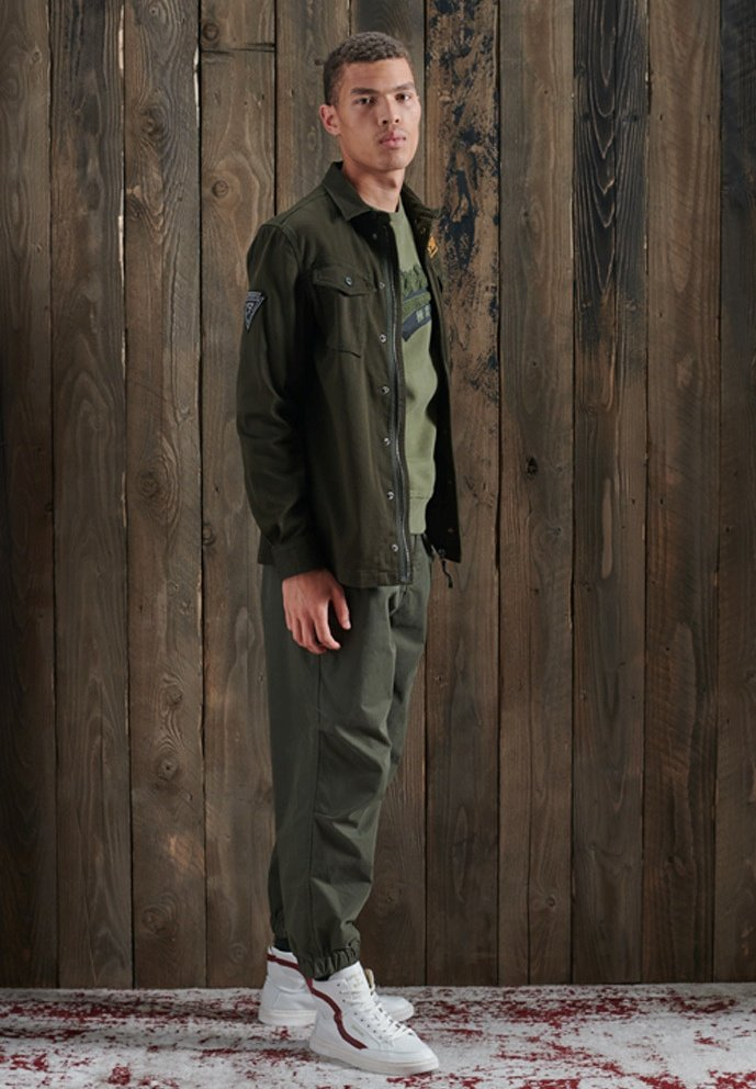 Superdry - Summer jacket - army green
