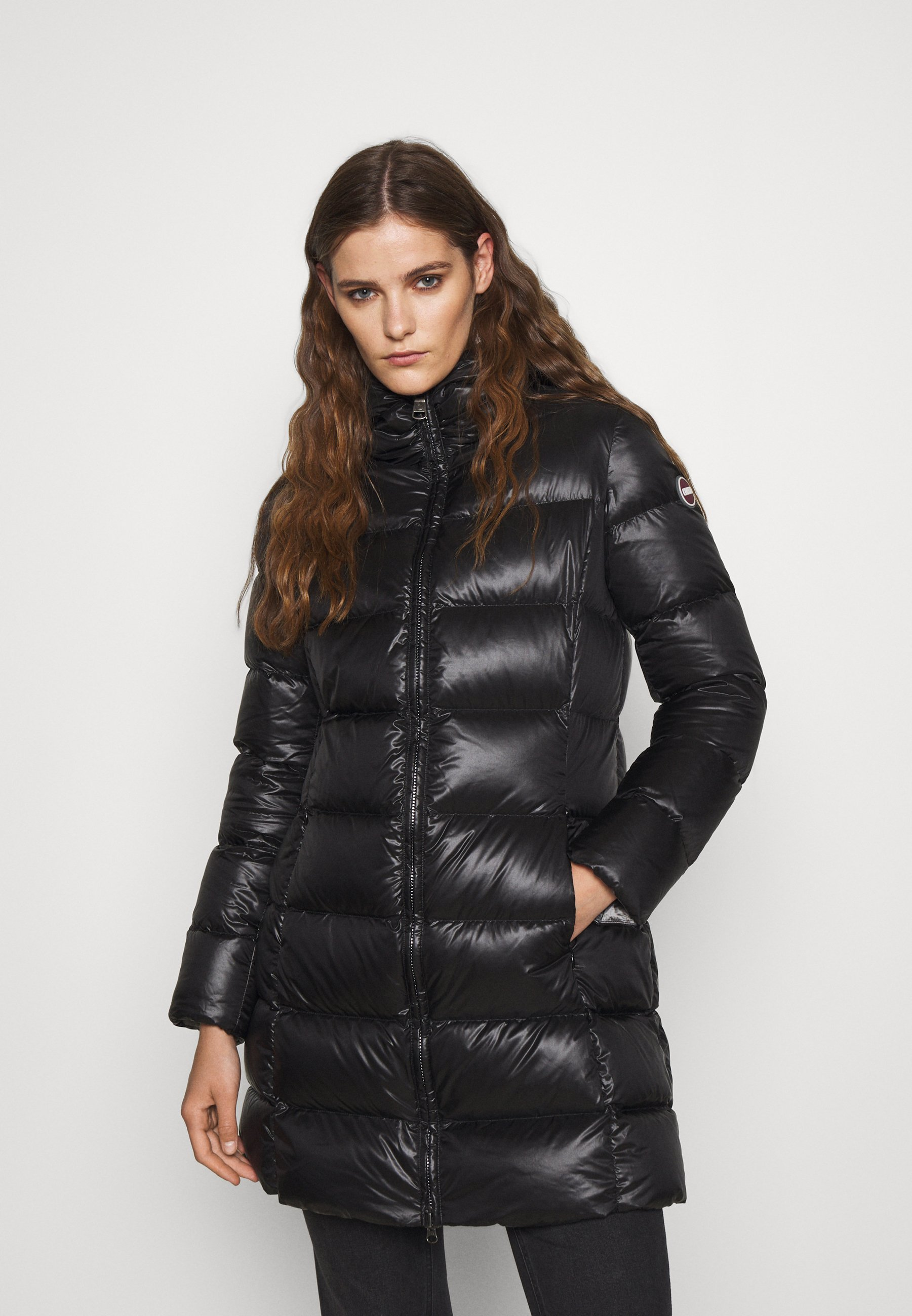 Women MID LENGTH MATTE - Down coat