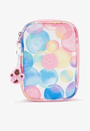 100 PENS - Pencil case - bubbly rose