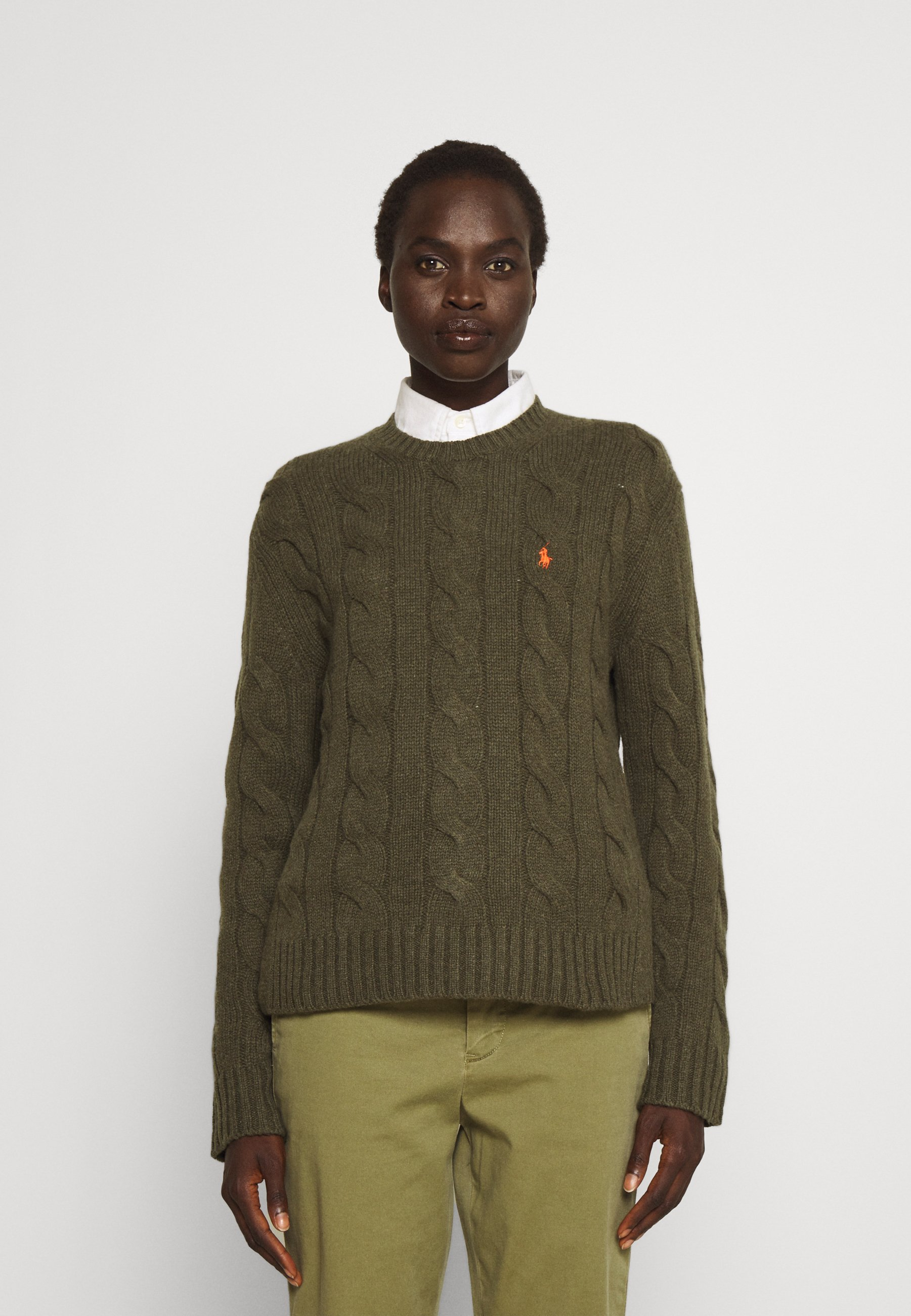 Donna CLASSIC LONG SLEEVE - Maglione