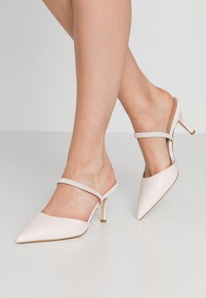CATRINAA - Klassiske pumps - cream