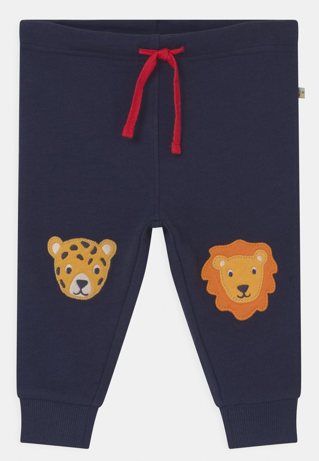 KNEEPATCH CRAWLERS - Pantaloni - indigo