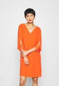 Esprit Collection - DRESS - Denní šaty - red orange - 0