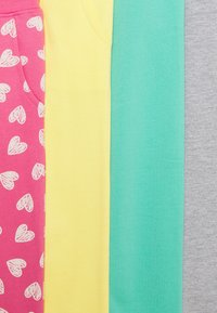 Friboo - 5 Pack - Tracksuit bottoms - pink/grey/turquoise - 3