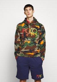 Polo Ralph Lauren - MAGIC  - Hoodie - southern orange - 0