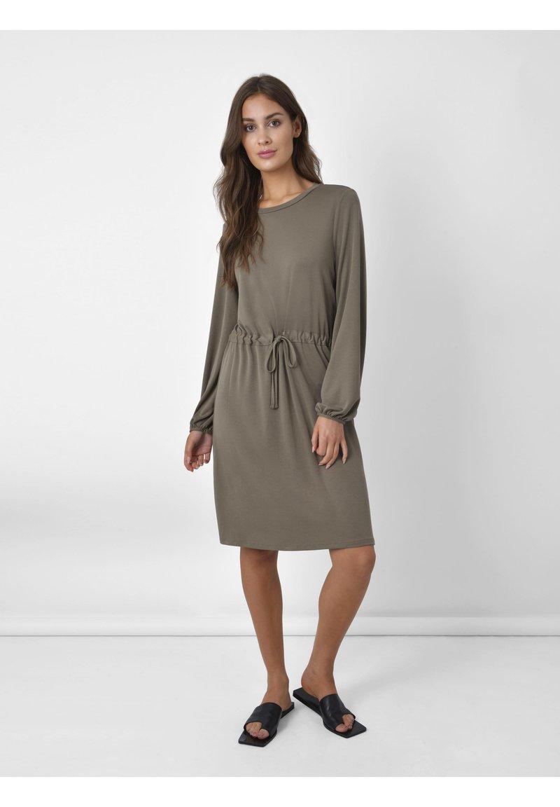 Ro&Zo - Day dress - khaki