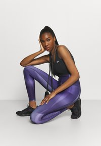 Reebok - BODYSUIT - trikot na gymnastiku - black - 1