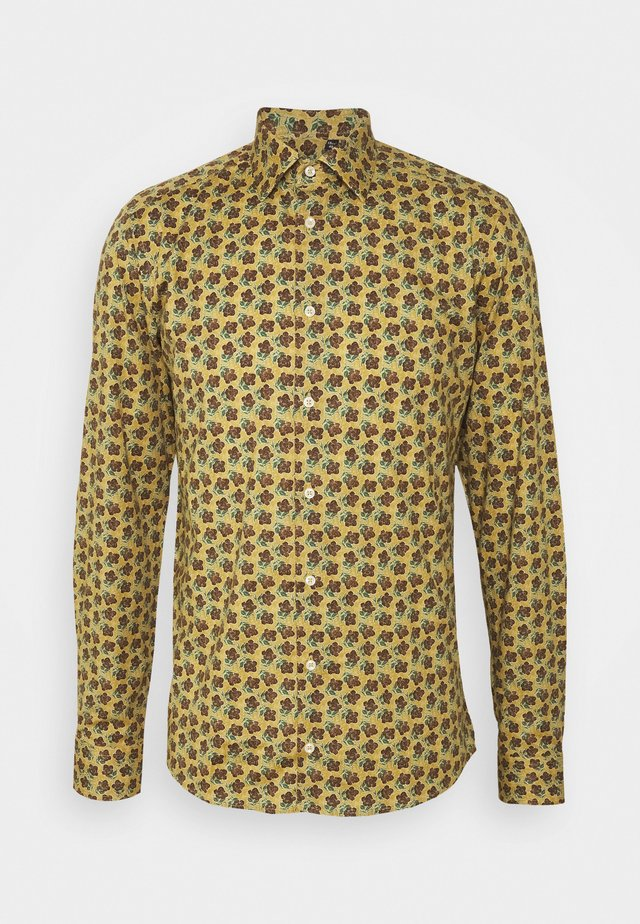 IVER - Formal shirt - yellow