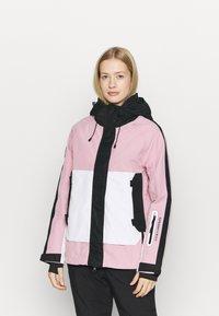 Superdry - FREESTYLE ATTACK JACKET - Ski jacket - soft pink - 0