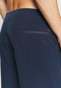 Quiksilver - HIGHLINE KAIMANA - Swimming shorts - navy blazer - 3