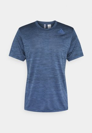 GRADIENT TEE - T-shirt basique - blue