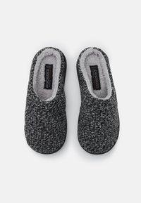 Dockers by Gerli - Slippers - black/grey - 5