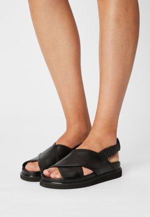 GAIA - Sandals - black