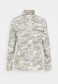 GAP Petite - CORE UTILITY JACKET SOLID - Denim jacket - green - 0