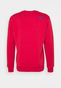 The North Face - DREW PEAK CREW - Sweatshirts - rococco red - 6