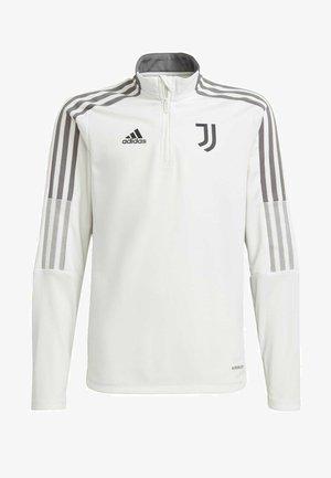 JUVENTUS TURIN TIRO - Long sleeved top - white