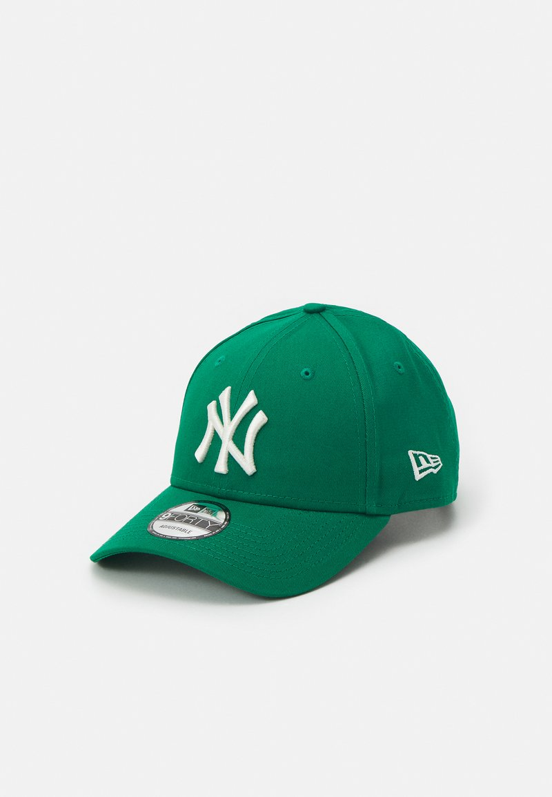 New Era - LEAGUE ESSENTIAL 9FORTY UNISEX - Caps - green/white