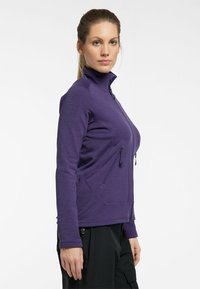 Haglöfs - HERON - Fleece jacket - purple rain - 2