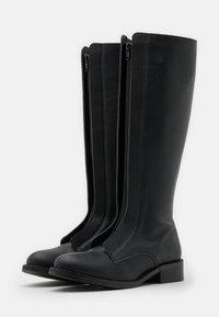 NAE Vegan Shoes - RUTH VEGAN - Saappaat - black - 2