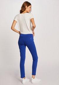 Morgan - Jeans Skinny Fit - bleached denim - 2