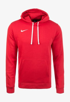CLUB19 - Hoodie - university red/white