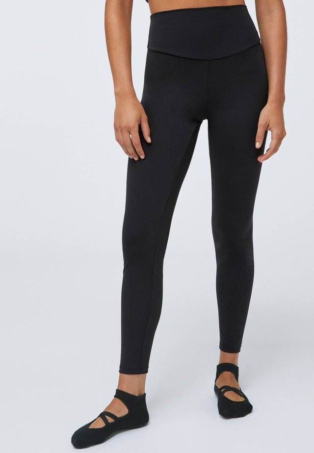 COMFORTLUX  - Legging - black
