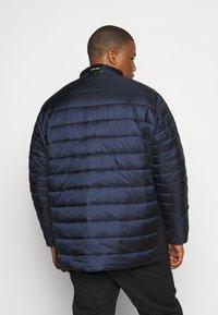 Calvin Klein - LIGHT WEIGHT SIDE LOGO JACKET - Giacca invernale - blue - 2