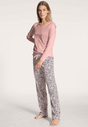 LANGARM - Pyjama top - rose bud