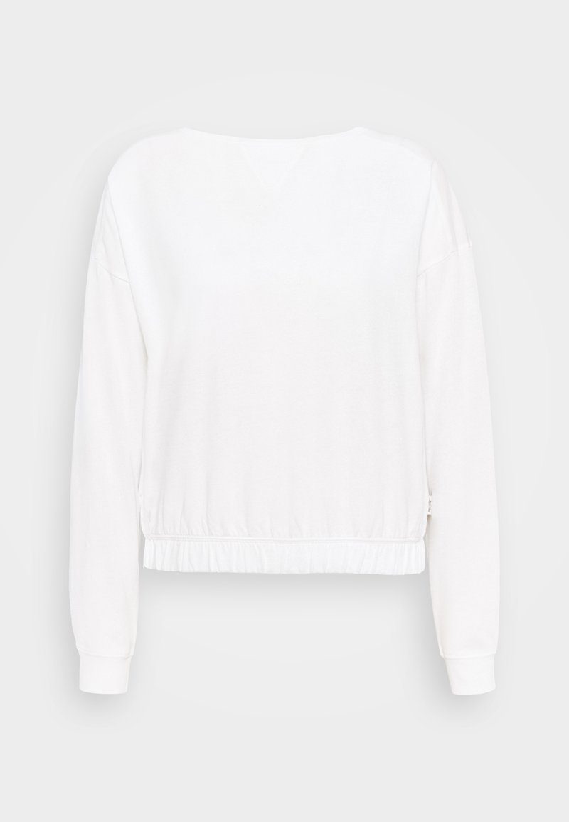 Marc O'Polo DENIM - LONGSLEEVE ROUNDNECK - T-shirt à manches longues - scandinavian white