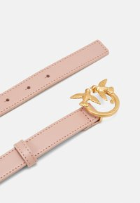Pinko - BBERRY SMALL SIMPLY BELT - Belt - light pink - 4